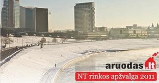 Aruodas.lt NT rinkos apžvalga 2011