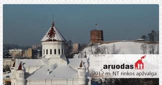 2012 m. NT rinkos apžvalga