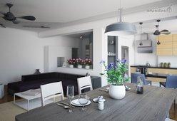 Birželį butų kainos Vilniuje ir Klaipėdoje buvo stabilios, Kaune – sumažėjo