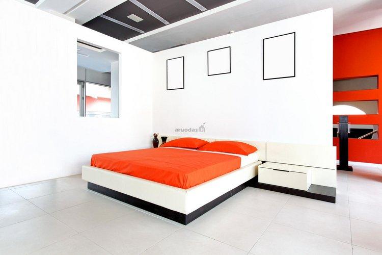 Modernizmas miegamajame