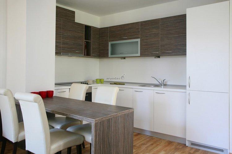 Minimalizmas virtuvėje