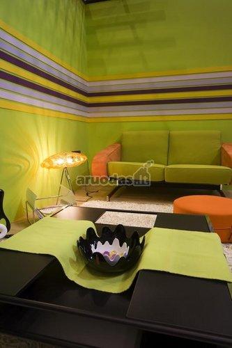 žalias kambarys