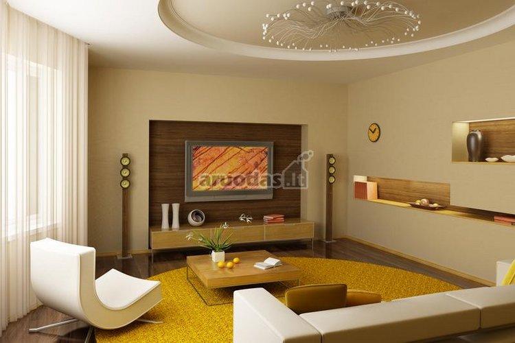 Geltonas kilimas
