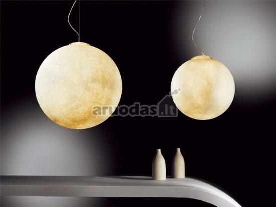Apvalūs šviesūs šviestuvai