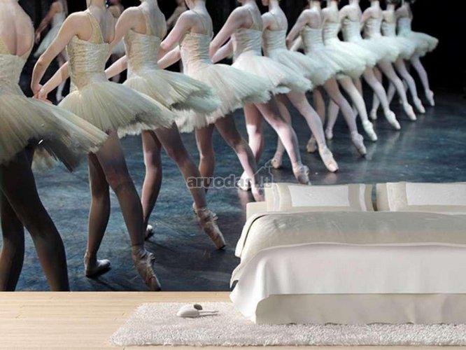 Fototapetas: šokančios balerinos
