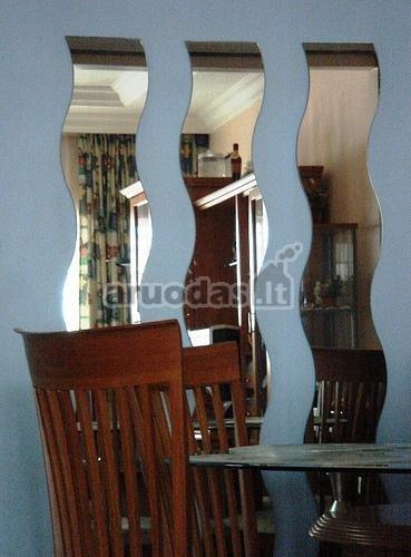 Trijų veidrodžių kombinacija