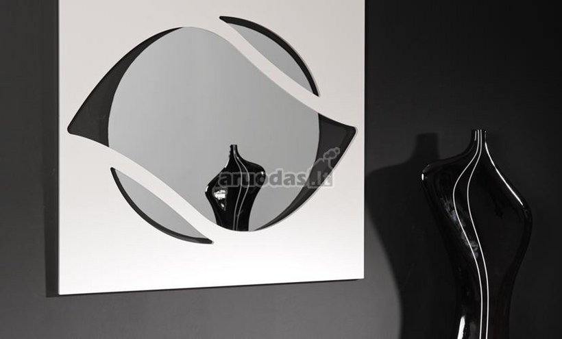 Modernios formos veidrodis