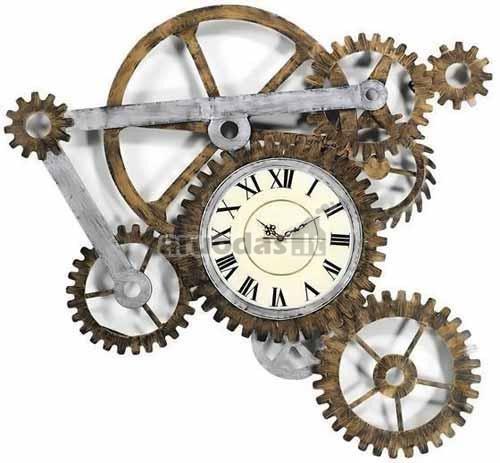 Krumpliaračio formos laikrodis