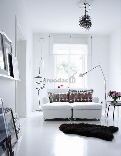 Skandinaviško stiliaus svetainė