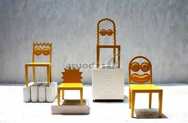 Simsonų kėdės