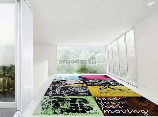 Originalus, kelių tematikų kilimas