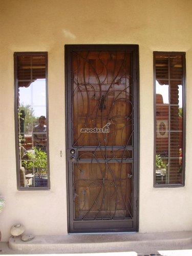 Originalios lauko durys