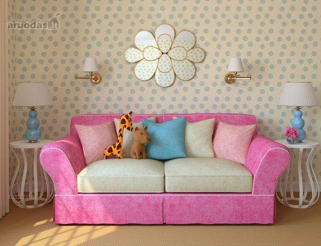 Originalūs vaiko kambario baldai