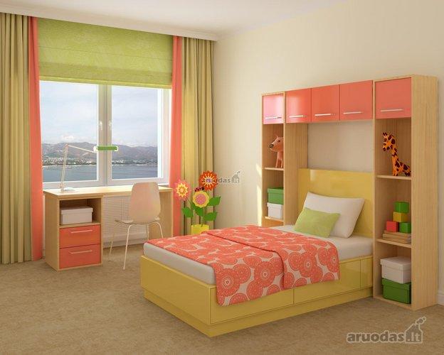 Mergaitės kambarys