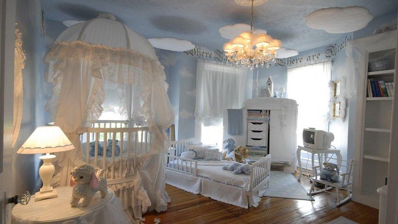 Mažosios princeses kambarys