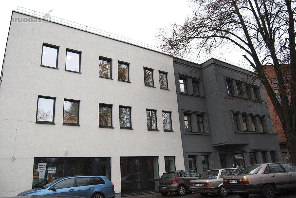 Kaunas, Ž. Šančiai, Drobės g., biuro, paslaugų paskirties patalpos nuomai