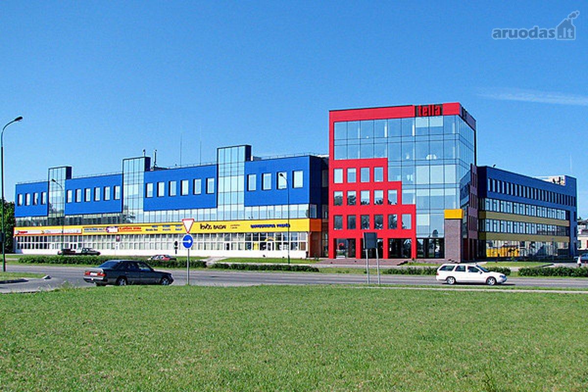 Klaipėda, Centras, Šilutės pl., biuro paskirties patalpos nuomai
