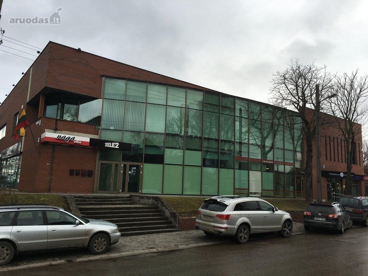 Kaunas, Žaliakalnis, Savanorių pr., biuro, prekybinės paskirties patalpos