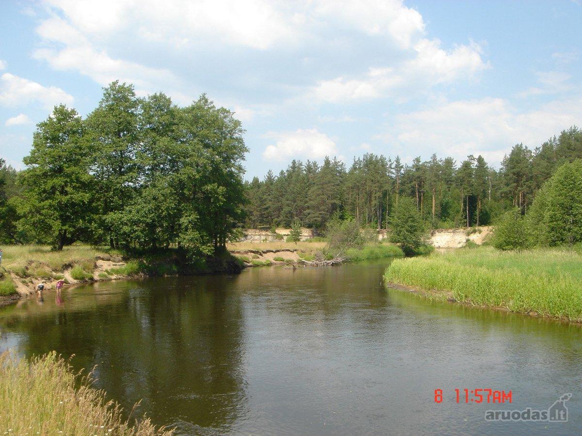 Varėnos r. sav., Mielupių k., namų valdos, žemės ūkio, rekreacinės paskirties sklypas