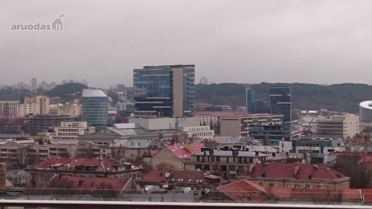 Vilnius, Naujamiestis, M. Valančiaus g., 3 kambarių butas