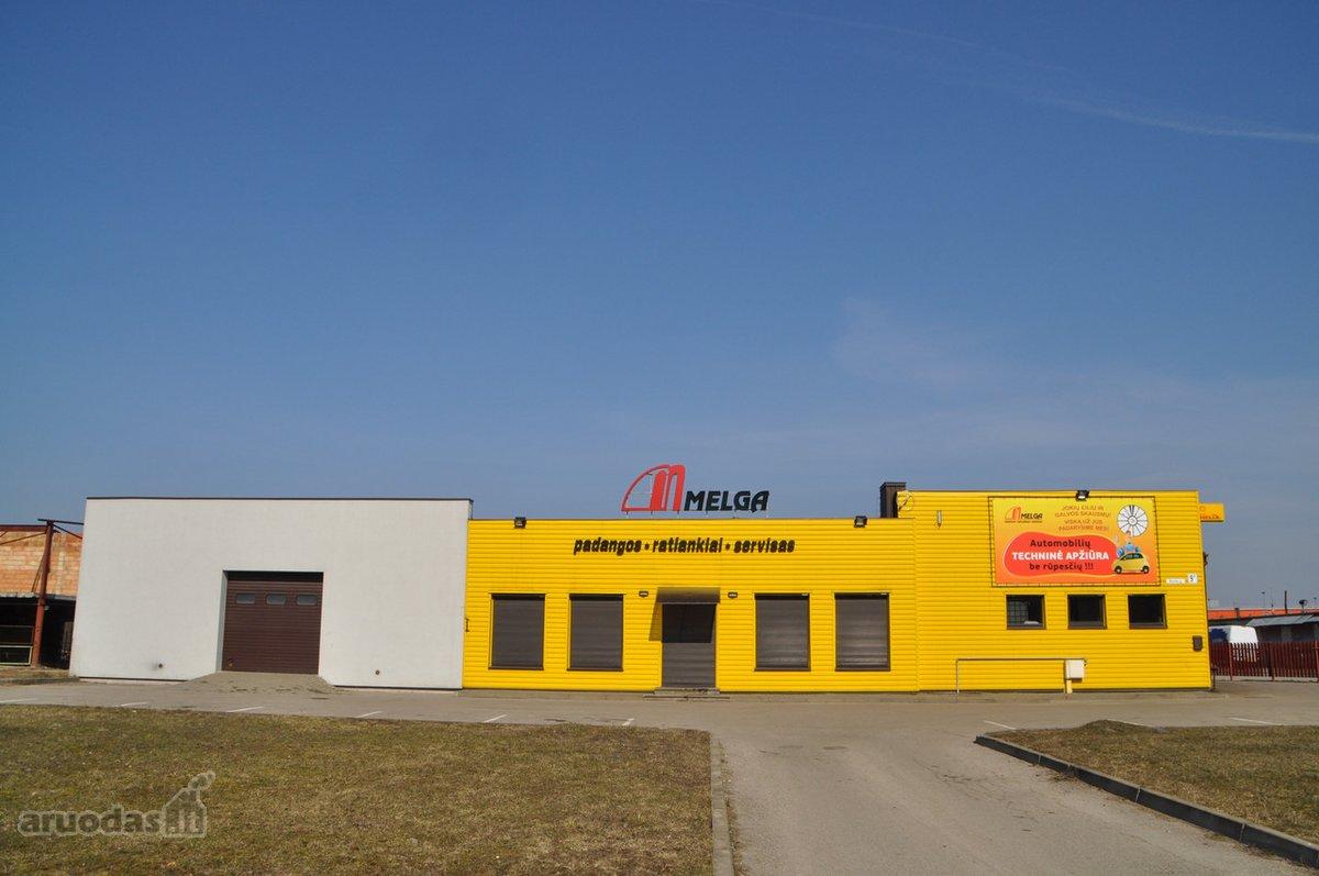Kaunas, Šilainiai, Kuršių g., biuro, prekybinės, paslaugų, sandėliavimo, gamybinės paskirties patalpos nuomai