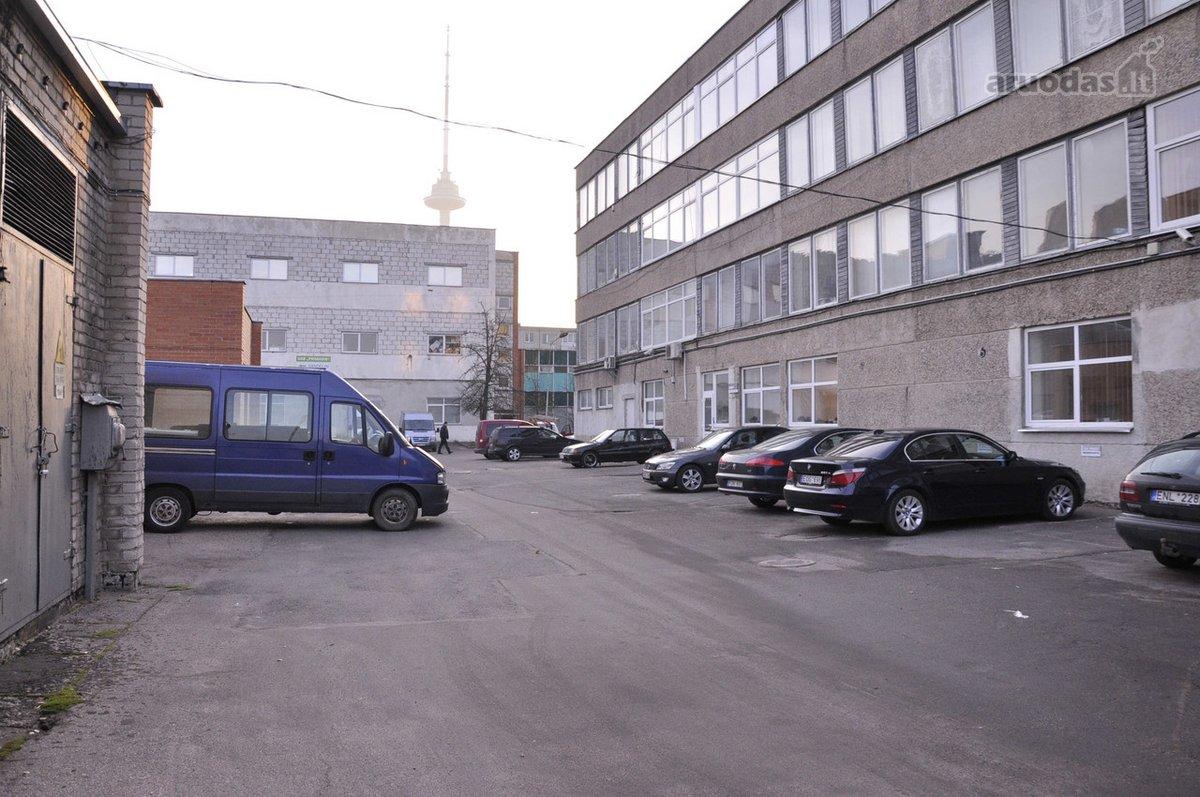 Vilnius, Karoliniškės, Vido Maciulevičiaus g., biuro, gamybinės paskirties patalpos