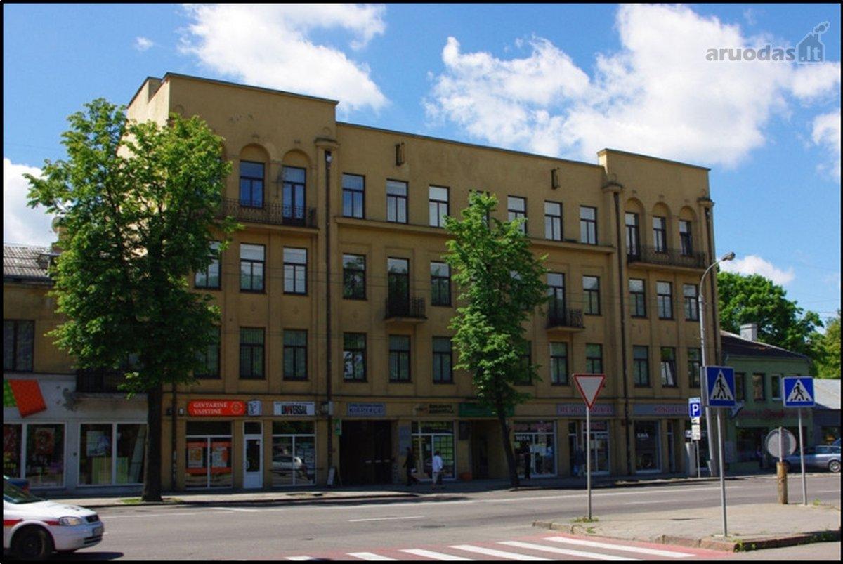 Kaunas, Lampėdžiai, Vytauto pr., biuro paskirties patalpos nuomai