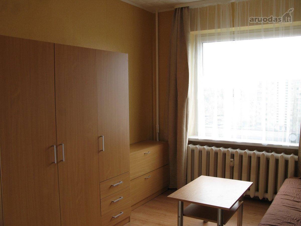 Vilnius, Justiniškės, Rygos g., 1 kambario butas