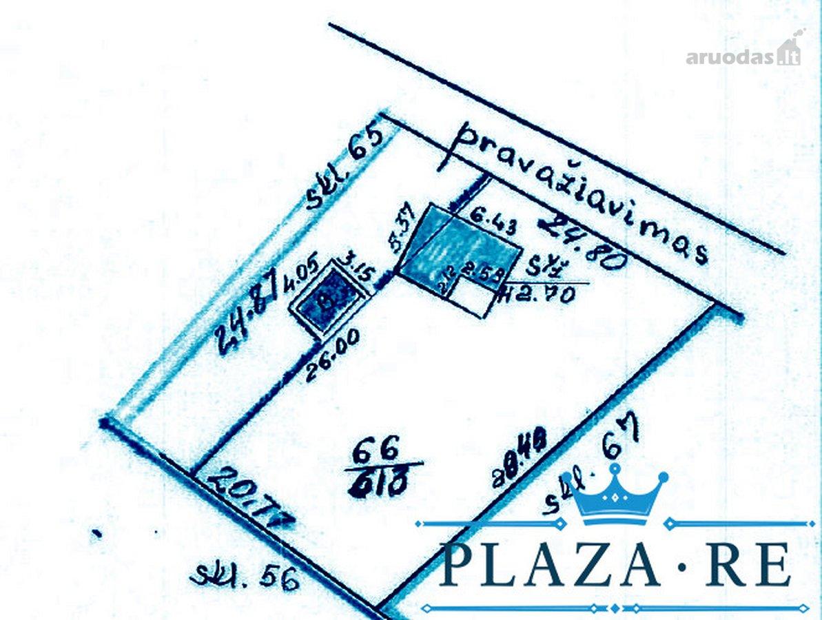 Vilnius, Valakampiai, Vinciūniškių Sodų 24-oji g., namų valdos, kolektyvinis sodas sklypas