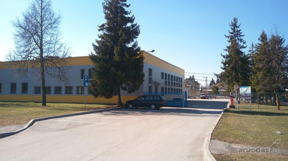Panevėžys, Pramonės, Elektronikos g., biuro, prekybinės, paslaugų, sandėliavimo, gamybinės paskirties patalpos nuomai