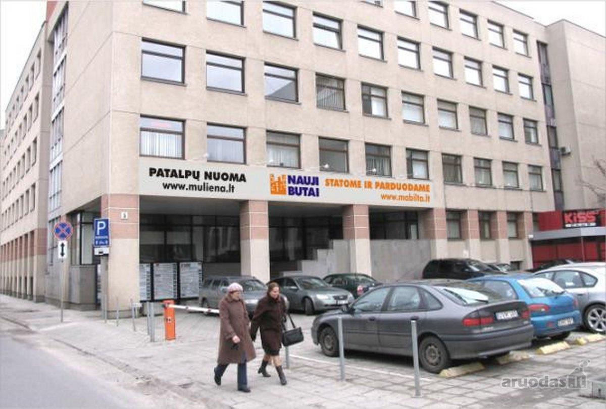 Vilnius, Naujamiestis, Lukiškių g., biuro, paslaugų, kita paskirties patalpos nuomai