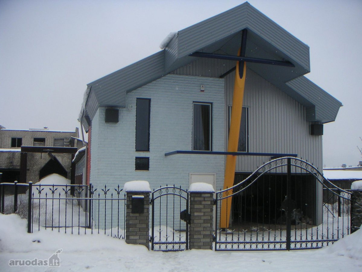 Gamybinių-administracinių patalpų pardavimas