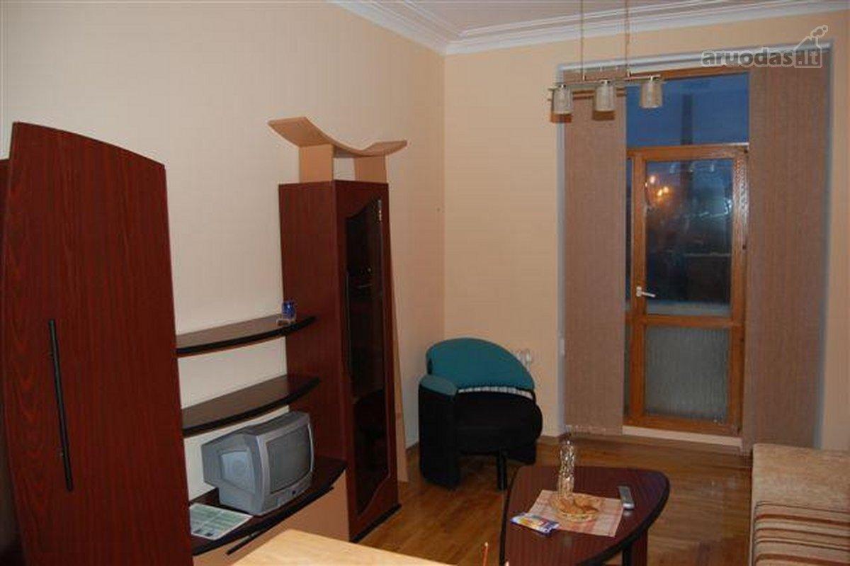 Kaunas, Centras, S. Daukanto g., 1 kambario buto nuoma