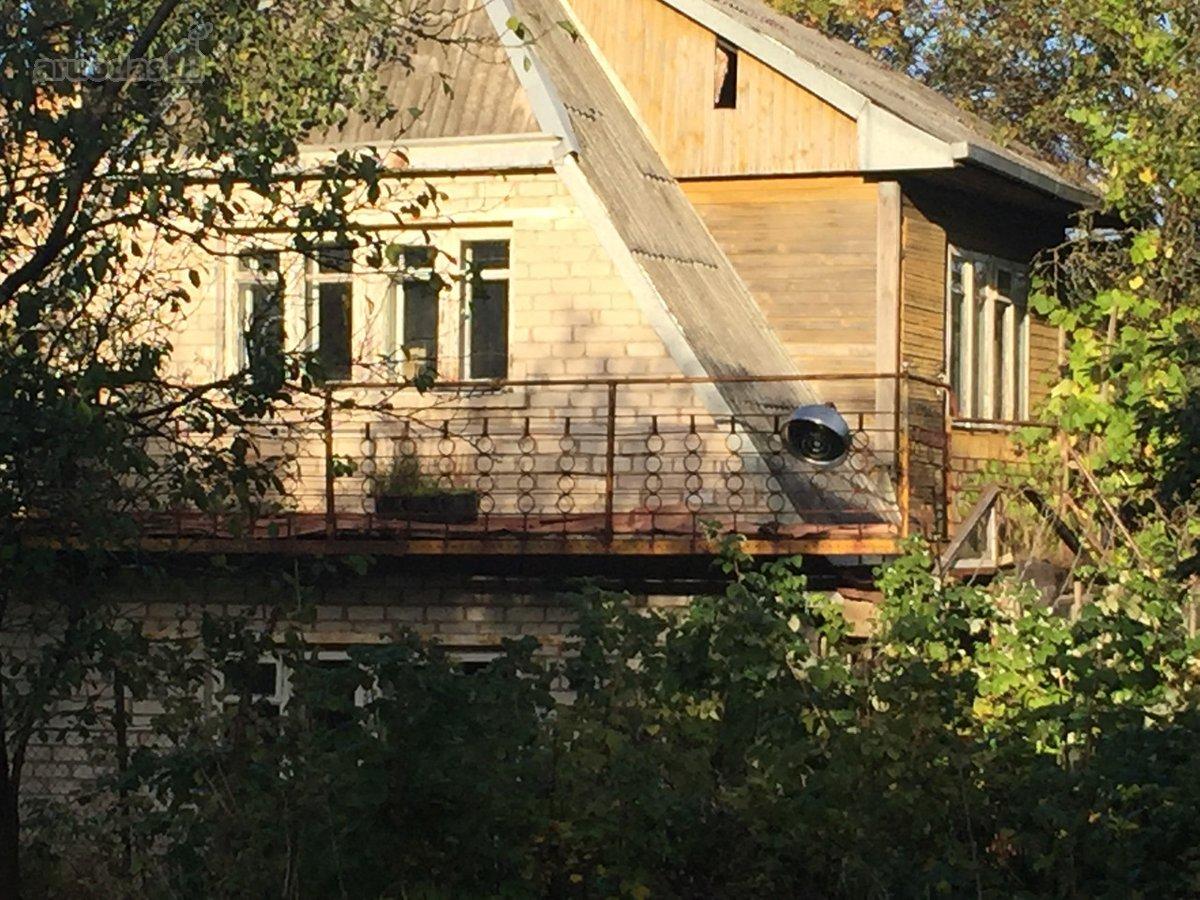 Vilnius, Liepkalnis, Ribiškių Sodų 1-oji g., mūrinis sodo namas