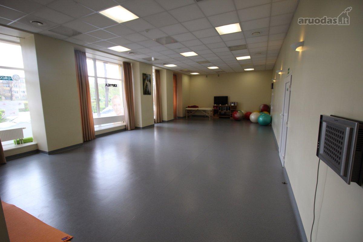 325 kv.m sporto, masažų ir spa centras