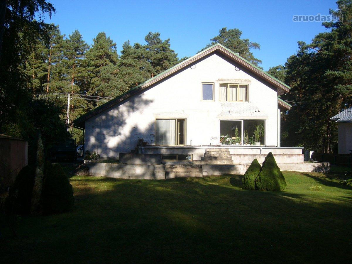 Parduodamas namas Kleboniškio miško pušų