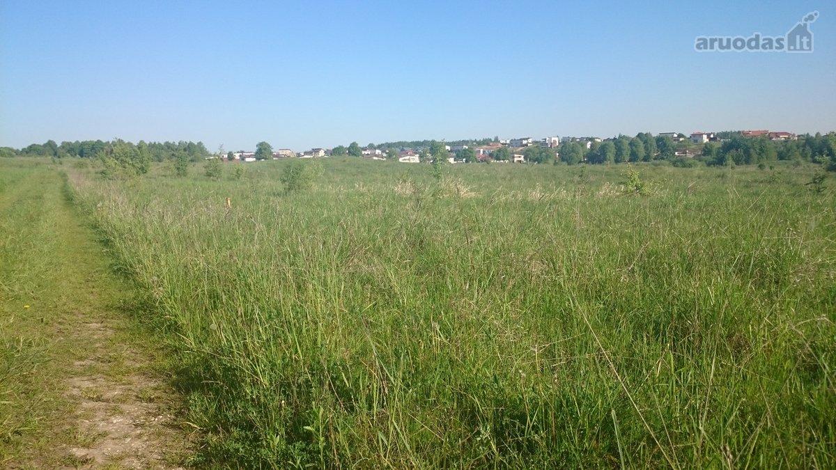 Vilnius, Aukštieji Paneriai, namų valdos, Kita paskirties sklypas