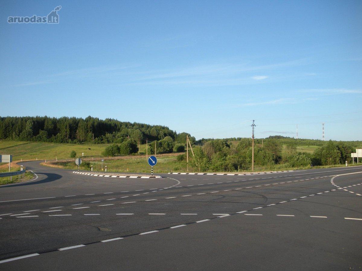 Vilniaus r. sav., Savičiūnų k., Minsko pl., žemės ūkio paskirties sklypas