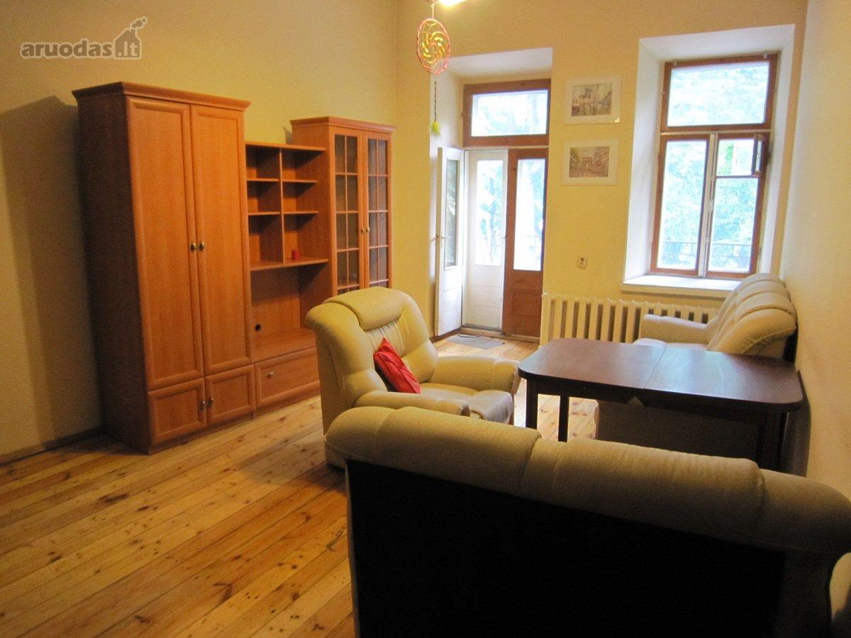 Vilnius, Senamiestis, Barboros Radvilaitės g., 2 kambarių butas