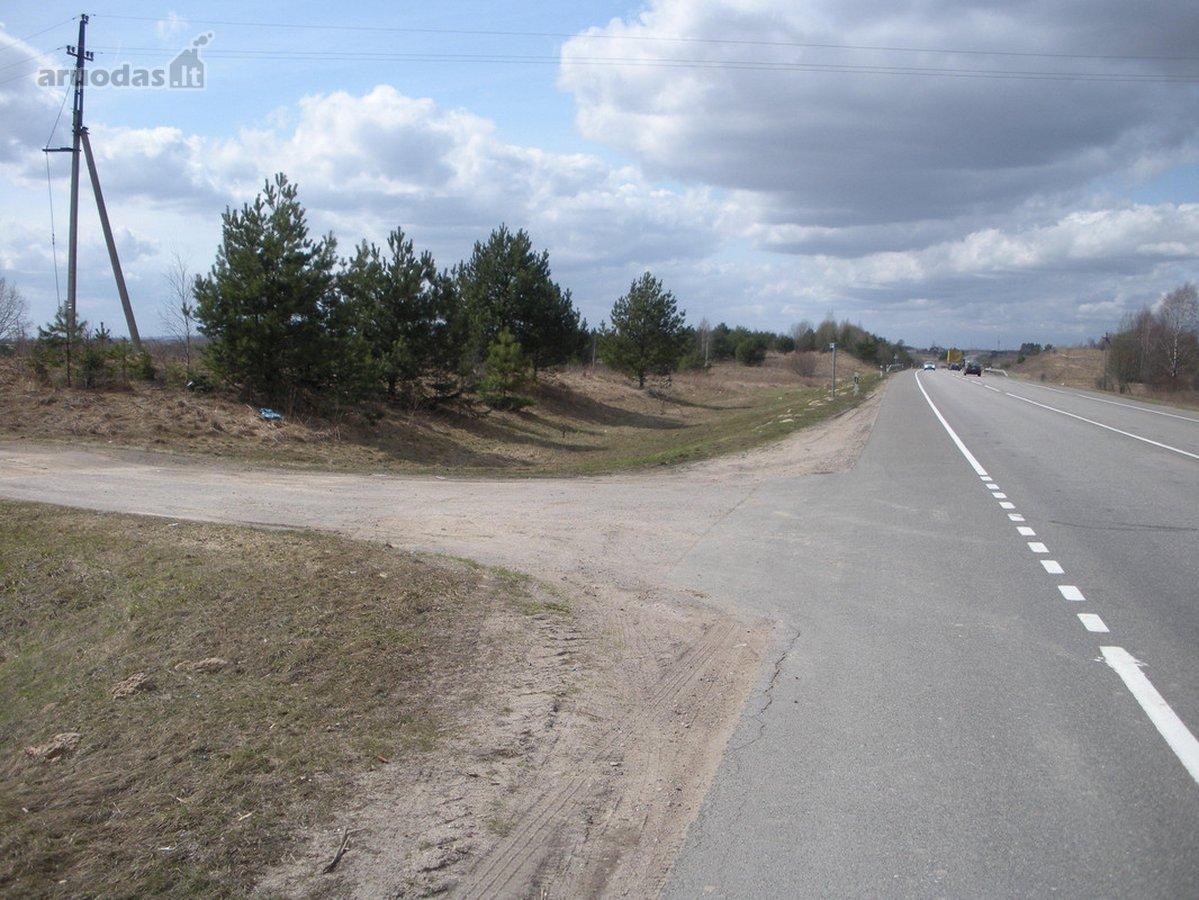 Vilnius, Skaidiškės, Minsko pl., žemės ūkio, gamybinės, sandėliavimo, komercinės paskirties sklypas