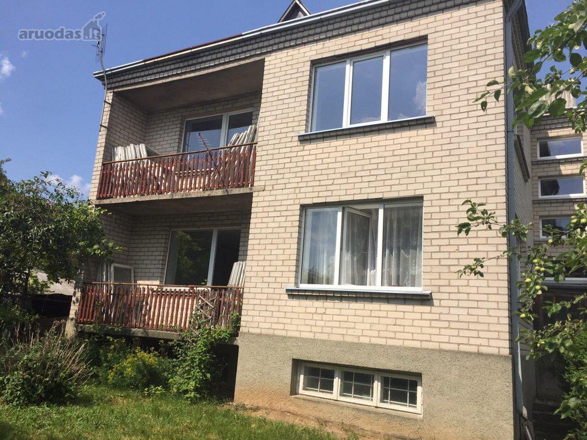 Kauno r. sav., Domeikavos k., Aukščių g., mūrinis namas