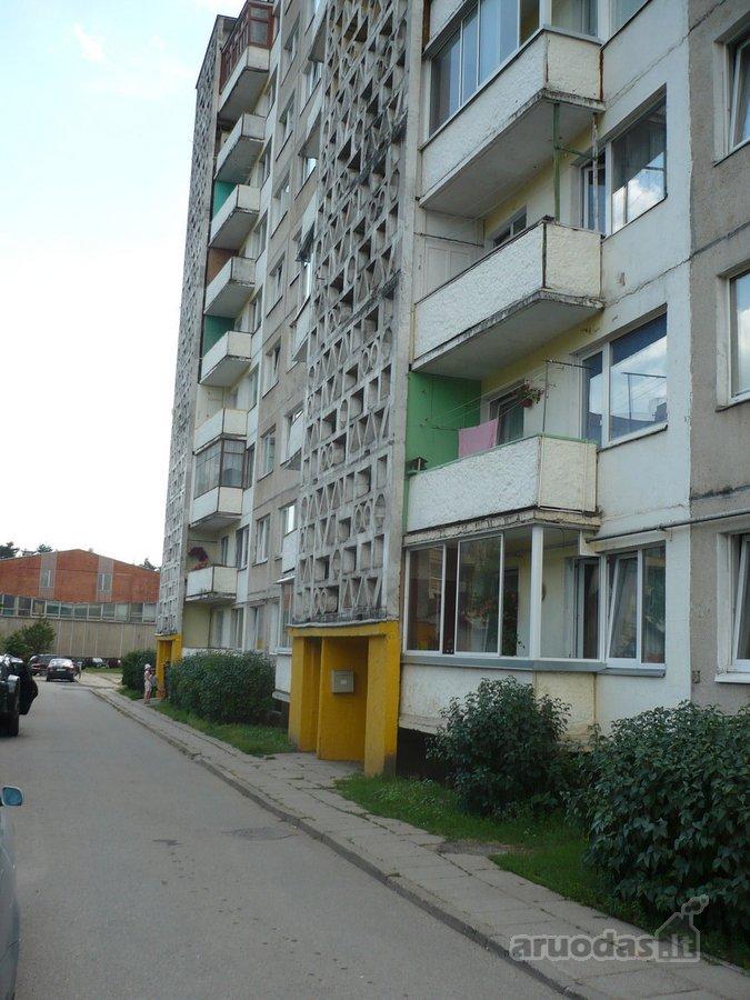 Kaunas, Petrašiūnai, Vaivos g., 3 kambarių butas
