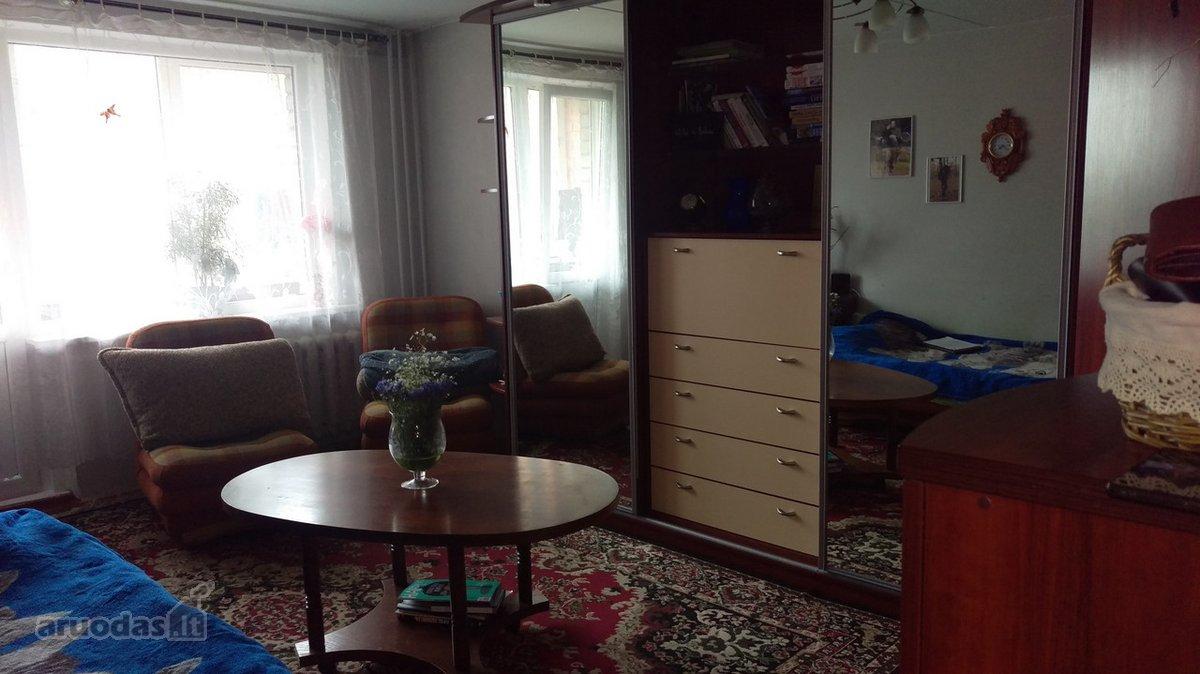 Panevėžys, Centras, Radviliškio g., 2 kambarių butas
