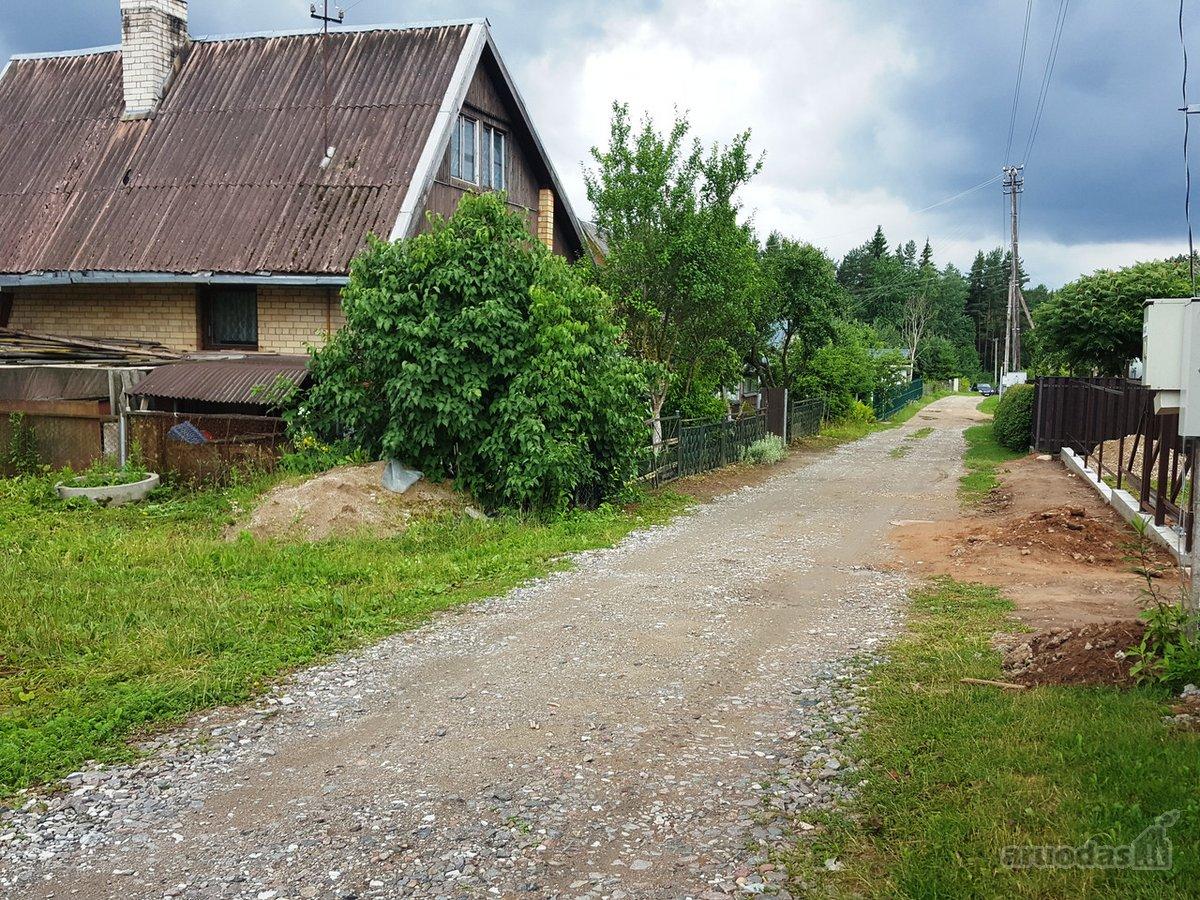 Parduodamas sodo sklypas Vilniaus rajone,