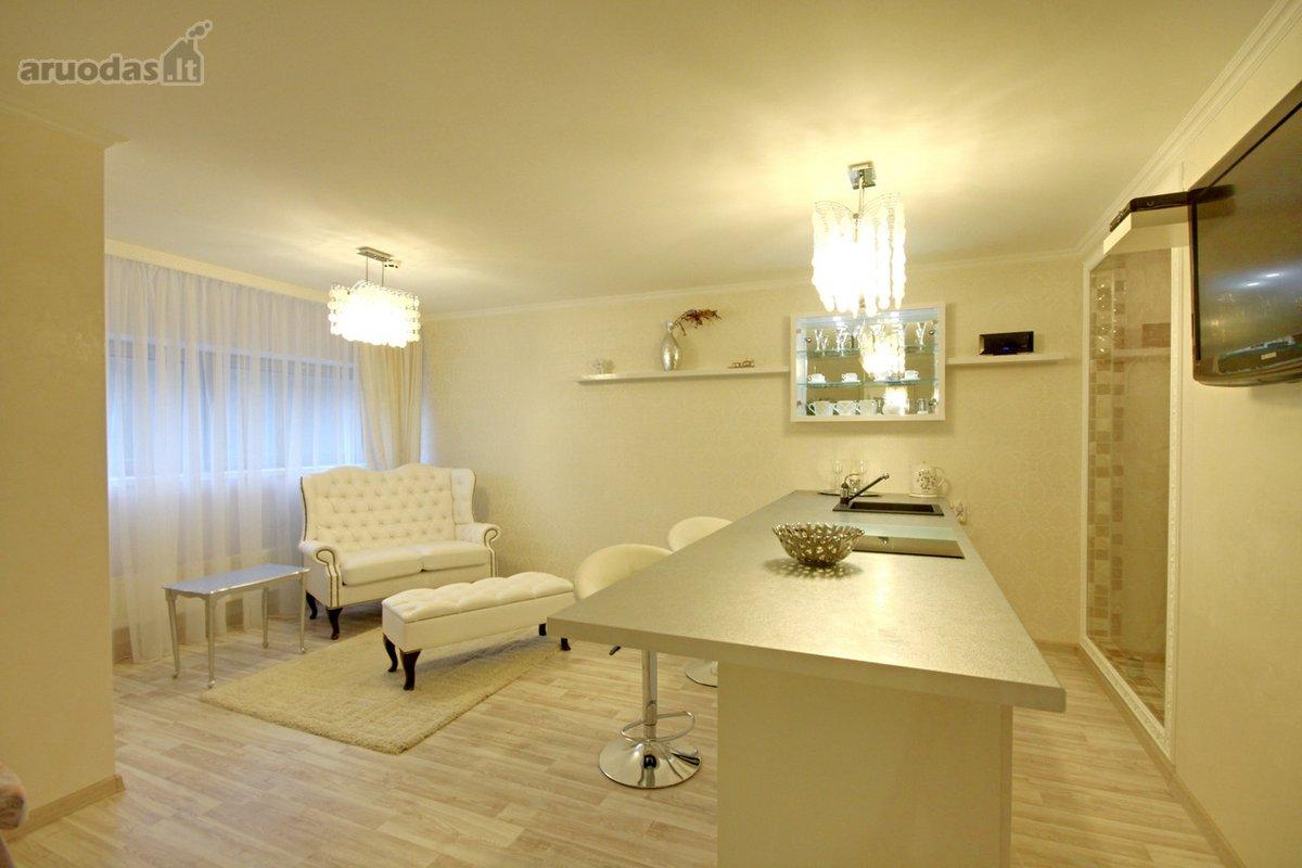 Vilnius, Senamiestis, A. Juozapavičiaus g., 1 kambario butas