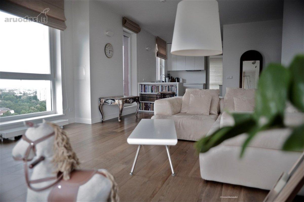 Klaipėda, Centras, Minijos g., 3 kambarių buto nuoma