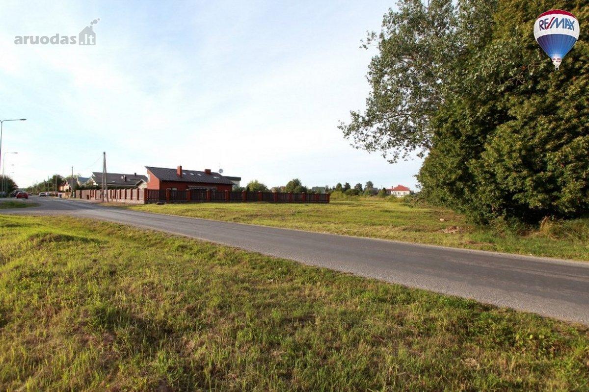 Šiauliai, Centras, Jono Žemaičio g., komercinės paskirties sklypas
