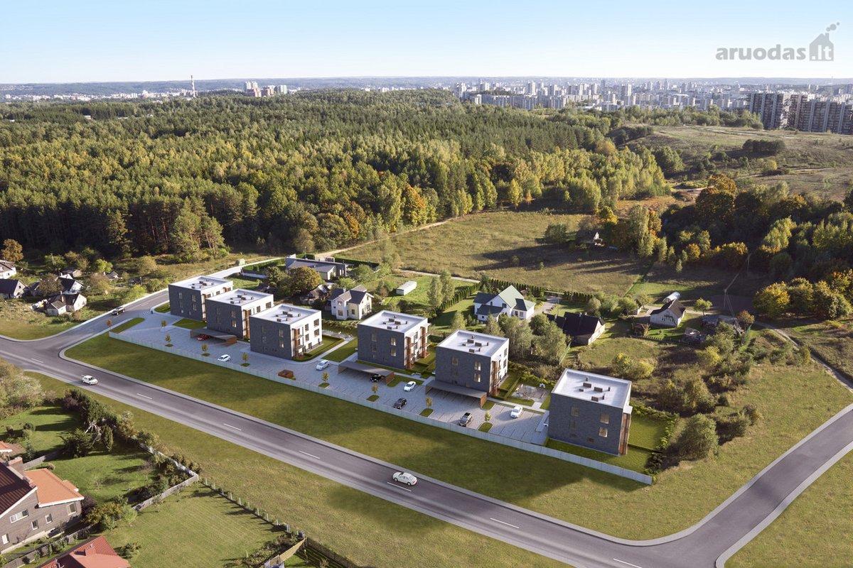 Vilnius, Bajorai, Mykolo Lietuvio g., 3 kambarių butas