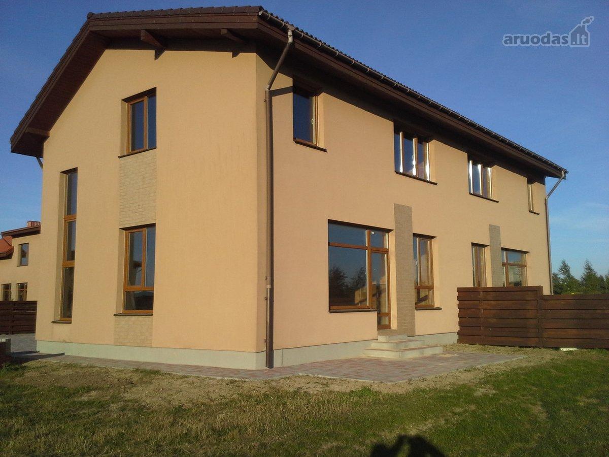 Klaipėdos r. sav., Normantų k., Pilsoto g., mūrinis sublokuotas namas