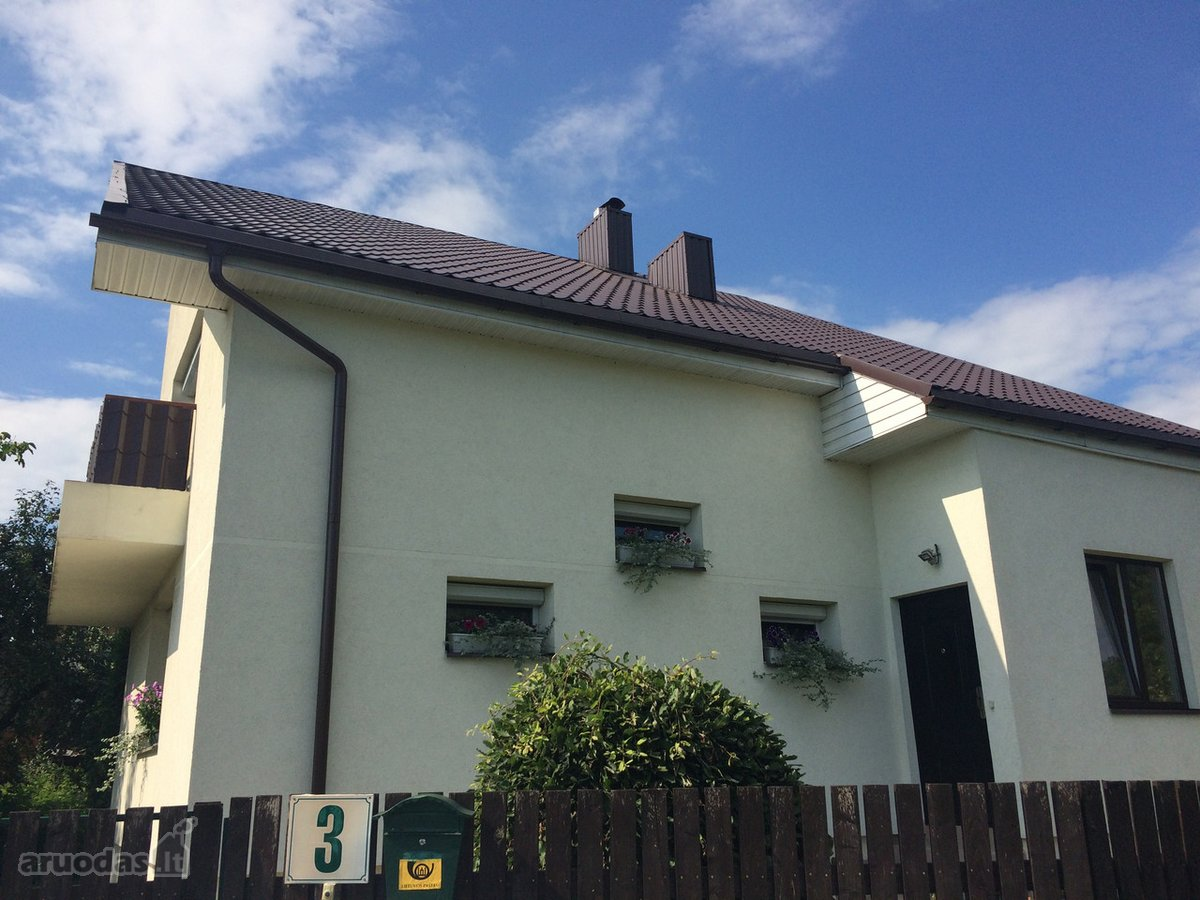 Vilnius, Bajorai, Bajorų Sodų 12-oji g., mūrinis namas